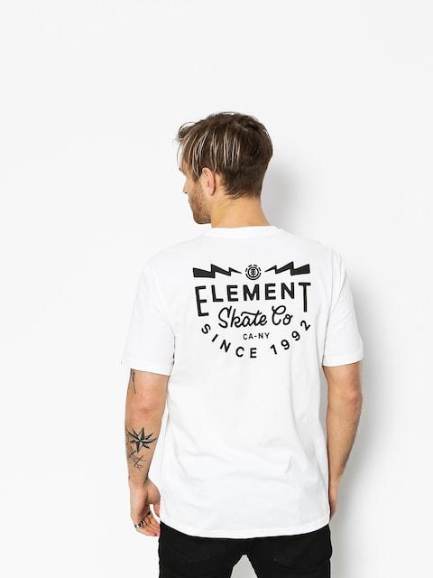 Element T-shirt Zap (optic white)