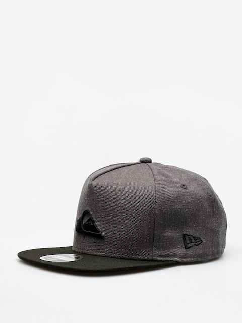 Quiksilver Cap Stuckles Snap ZD (charcoal heather)