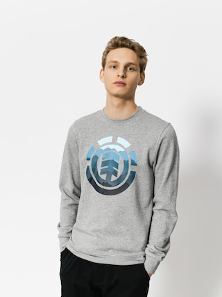 Element Sweatshirt Logo Fill Crew (grey heather)