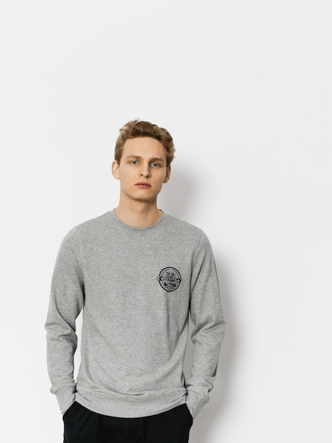 Element Sweatshirt Roar N Row Crew (grey heather)