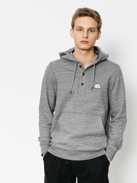 Element Sweatshirt Highland Henley (grey heather)