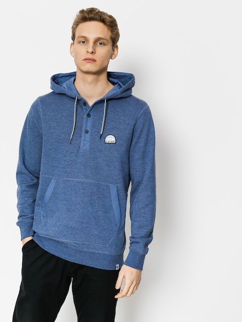 Element Sweatshirt Highland Henley (indigo)