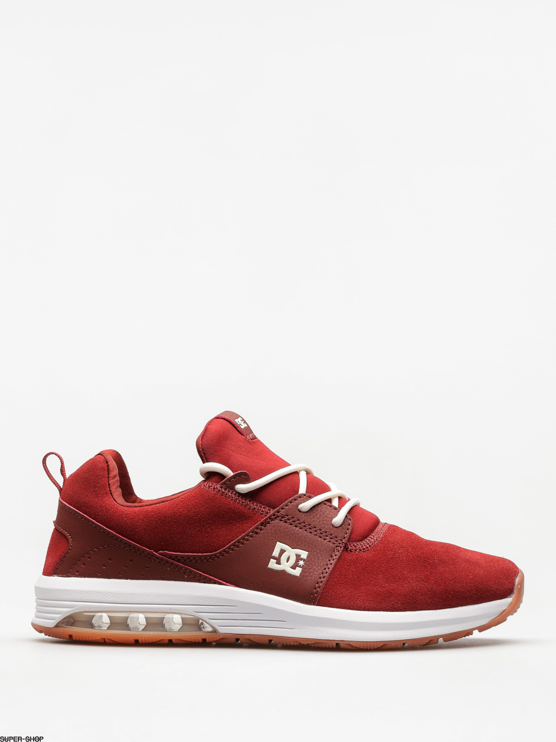 cheap sale best wholesale DC DC Heathrow Sneaker Burgundy pay with paypal rwy6wy