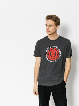 Element T-shirt Seal (charcoal heathe)