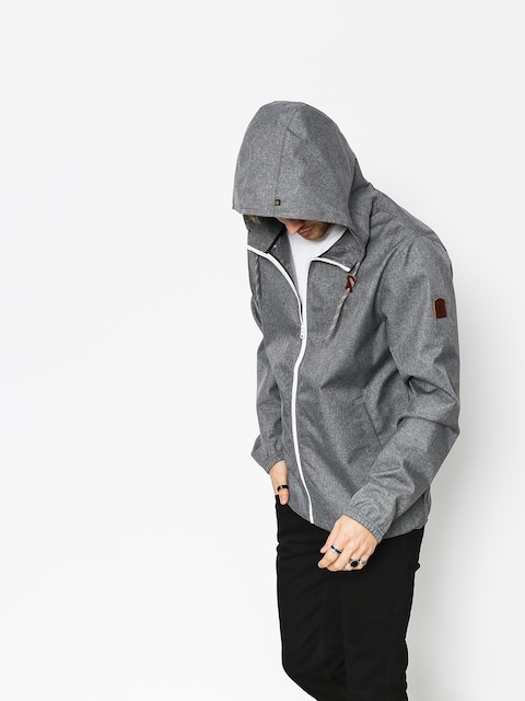 Element Jacke Alder Light (grey heather)