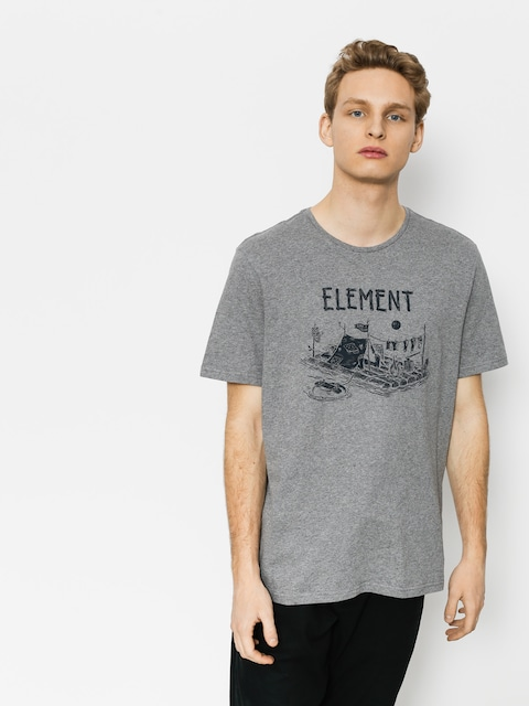 Element T-shirt River Dreams (grey heather)