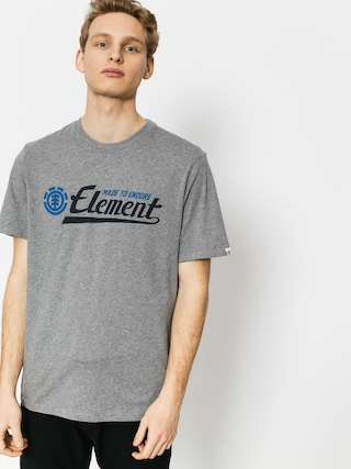 Element T-shirt Signature (grey heather)