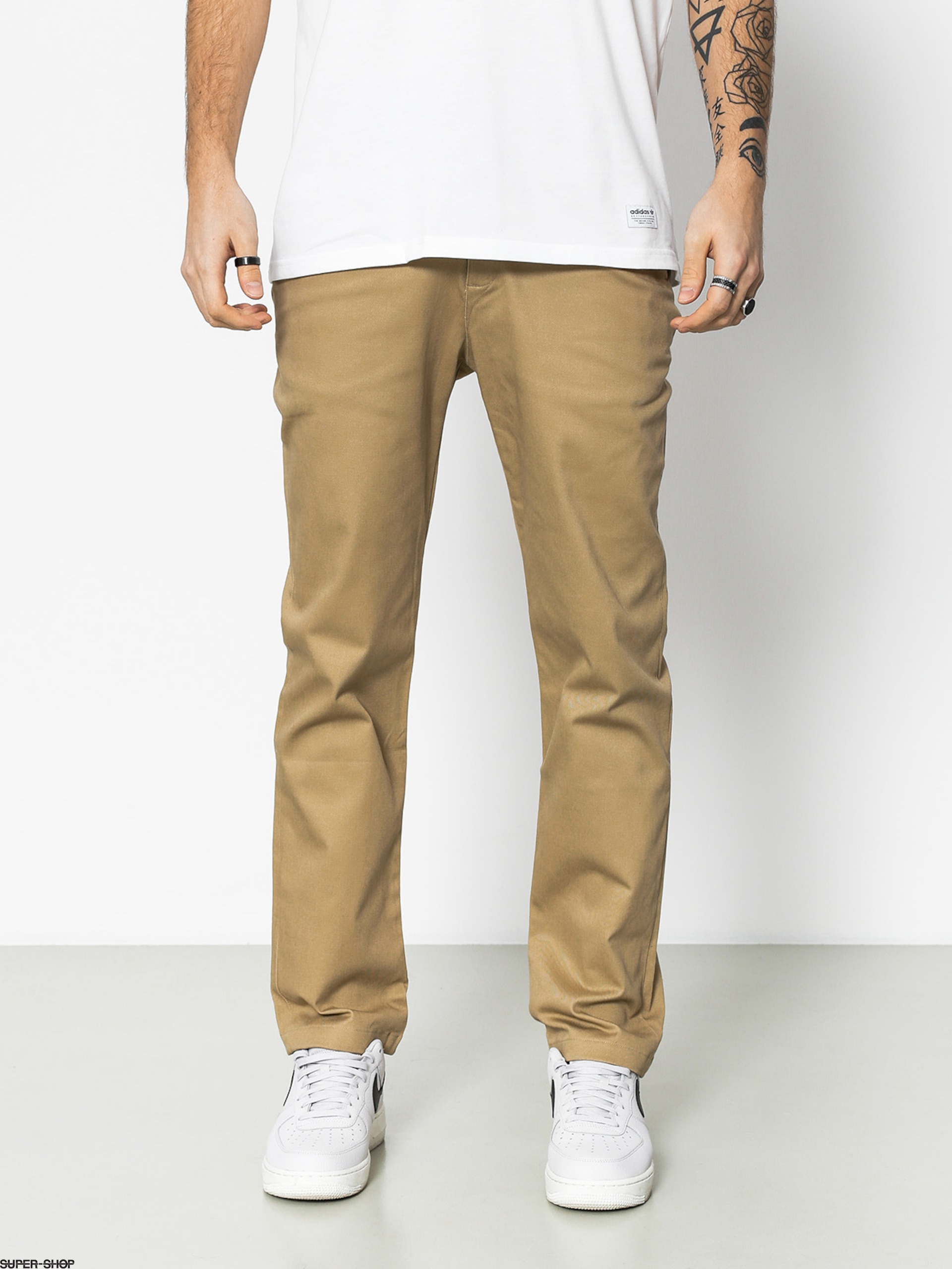 adidas Pants Adi Chino Pants (hemp)