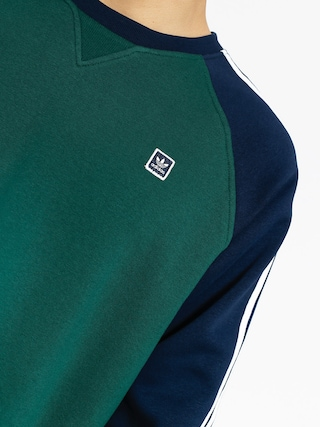 adidas Sweatshirt Uniform Crew (cgreen/nindig/white)
