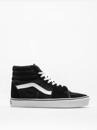 Vans Schuhe Sk8 Hi Lite (suede/canvas/black/white)