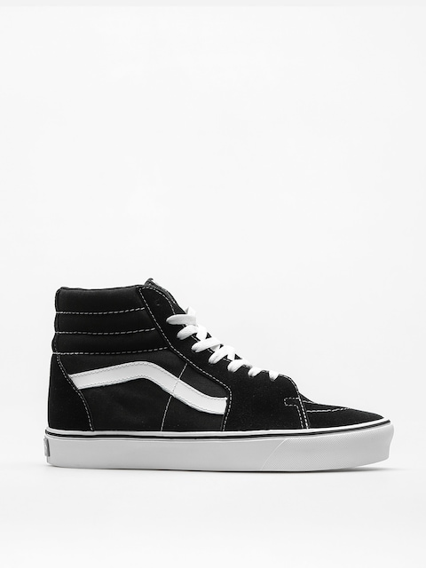 Vans Shoes Sk8 Hi Lite (suede/canvas/black/white)