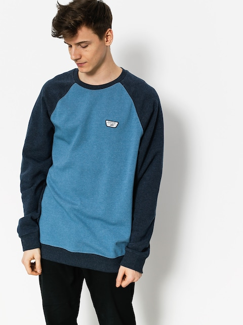 Vans Sweatshirt Rutland II (copen/blue/heather dress/blues/heather)