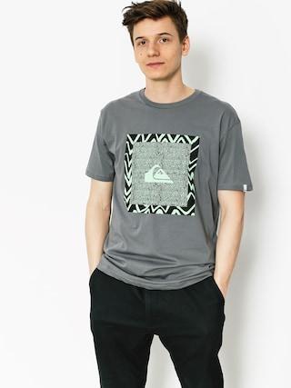 Quiksilver T-shirt Classic Nano Spano (quiet shade)
