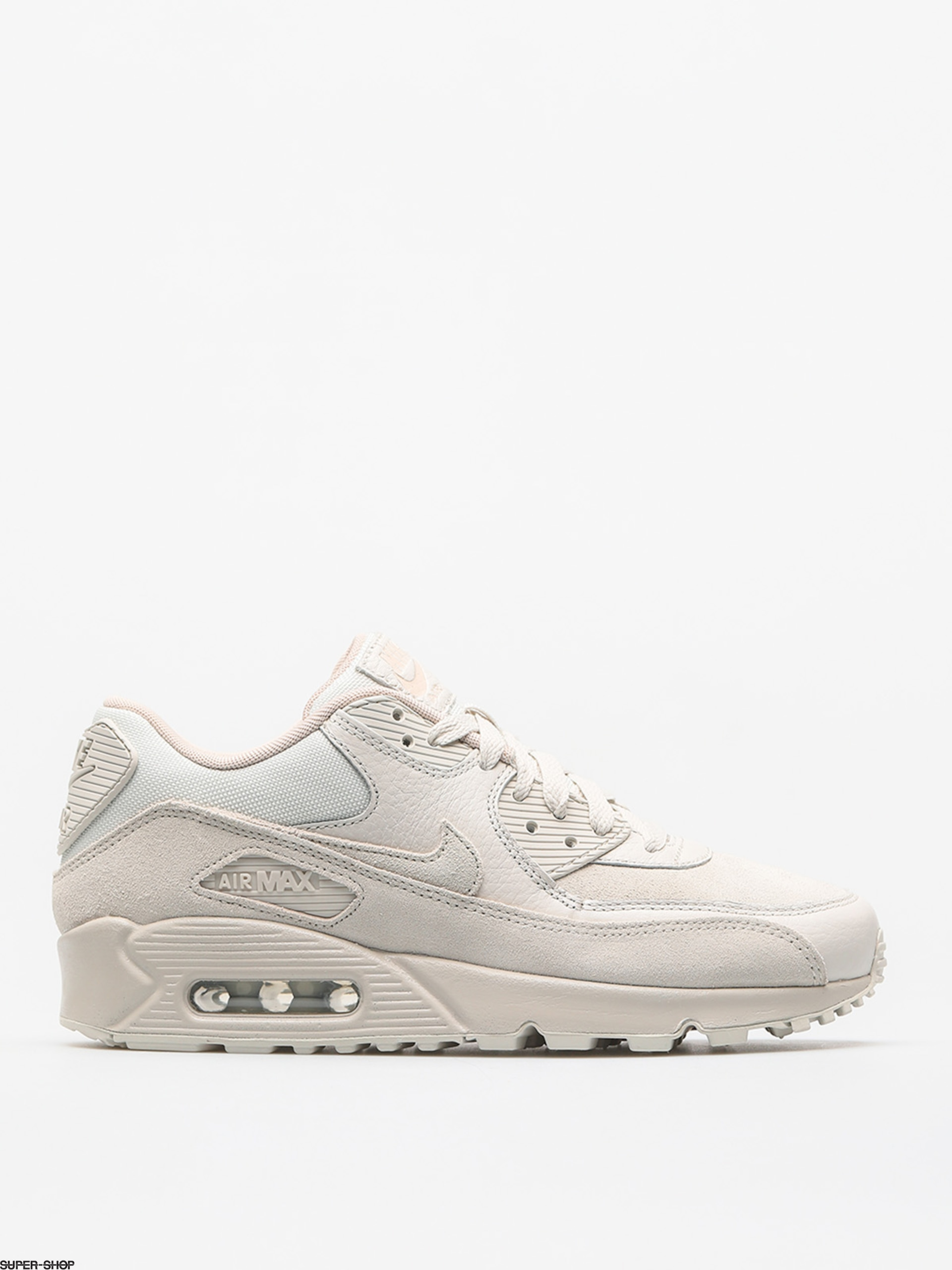 Nike Schuhe Air Max 90 Premium (light bone/string)
