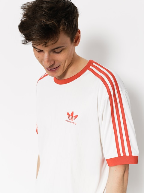 adidas Active T-shirt Clima Club Jers (white/trasca)