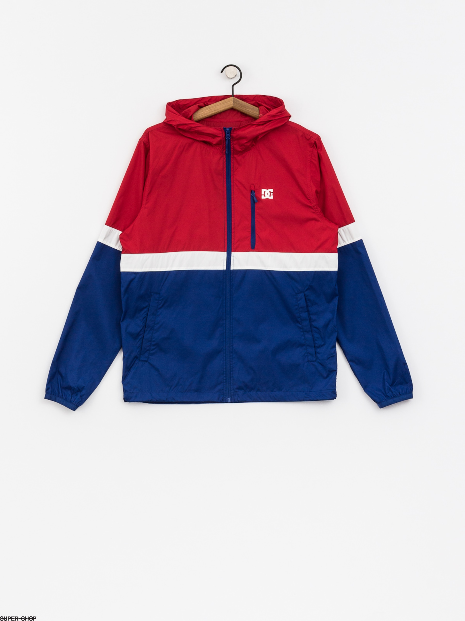 DC Jacket Dagup Triple (tango red)