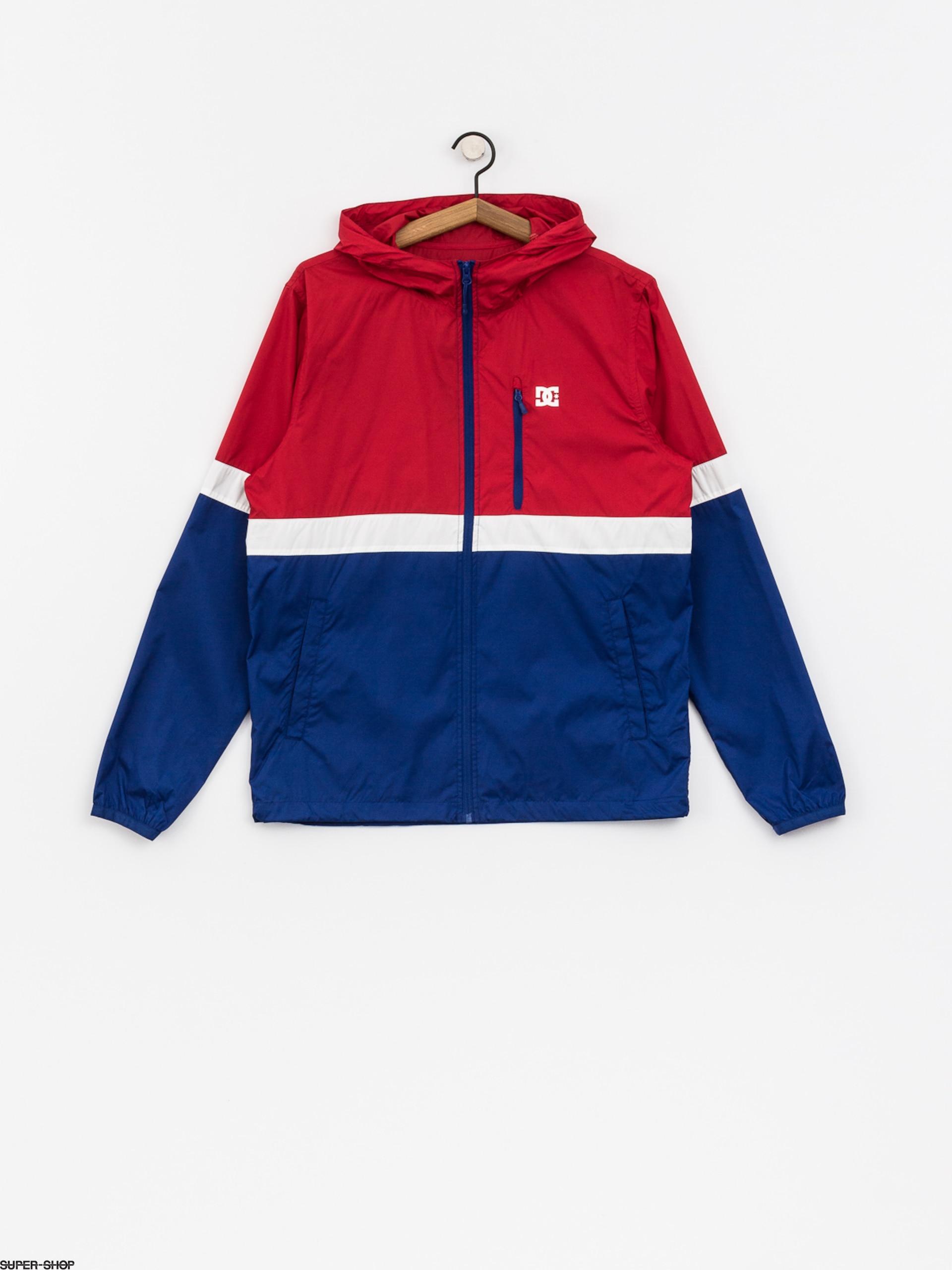 DC Jacket Dagup Triple (tango red) b77ff49684b