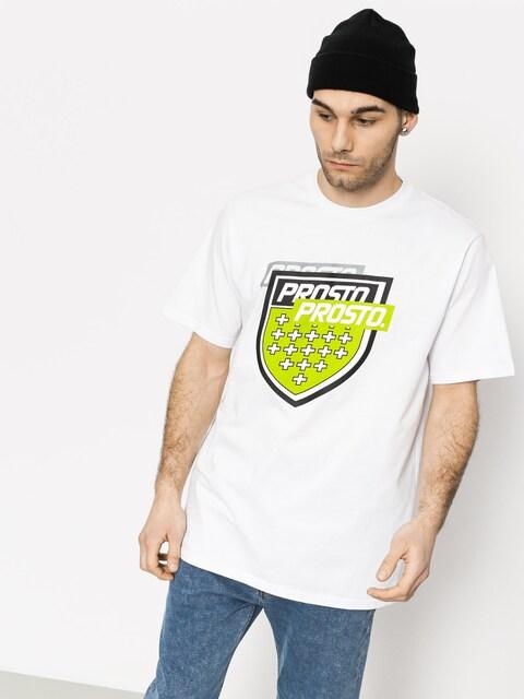 Prosto T-Shirt Splitting (white)