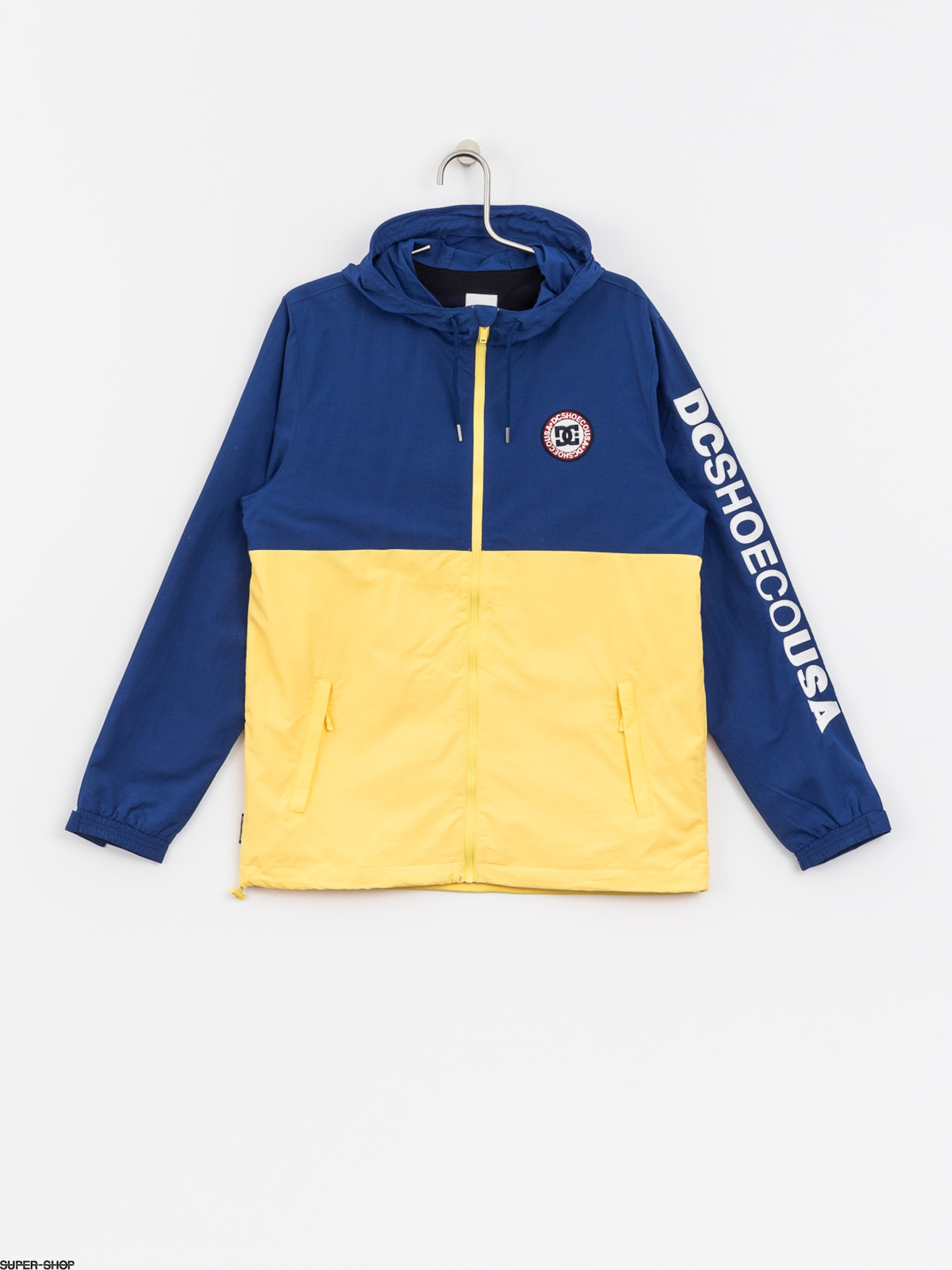 DC Jacket Bah Way Block (snapdragon)