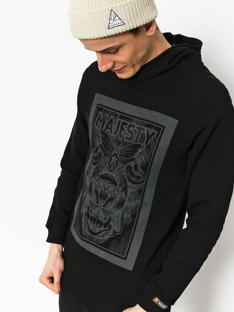 Majesty Hoody Biker HD (black/graphite)