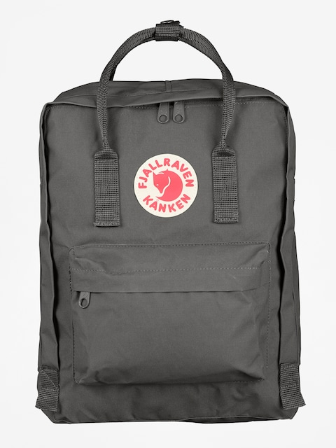 Fjallraven Backpack Kanken (super grey)