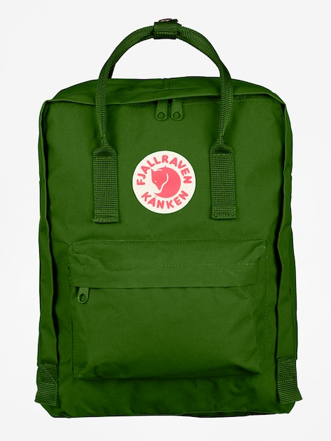 Fjallraven Backpack Kanken (leaf green)