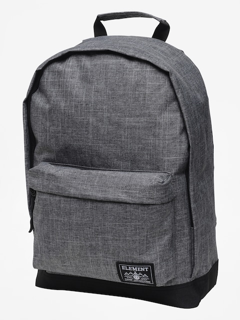 Element Rucksack Beyond (black grid htr)