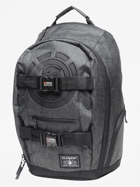 Element Rucksack Mohave (black grid htr)