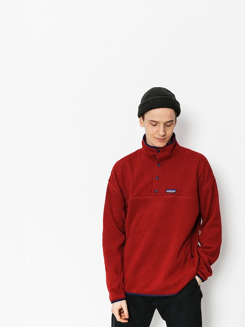 Patagonia Sweatshirt LW Better Sweater Marsupial (classic red)