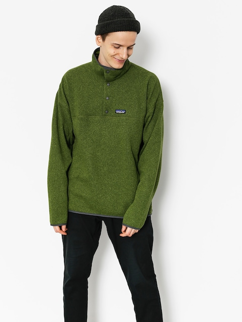 Patagonia Sweatshirt LW Better Sweater Marsupial (sprouted green)