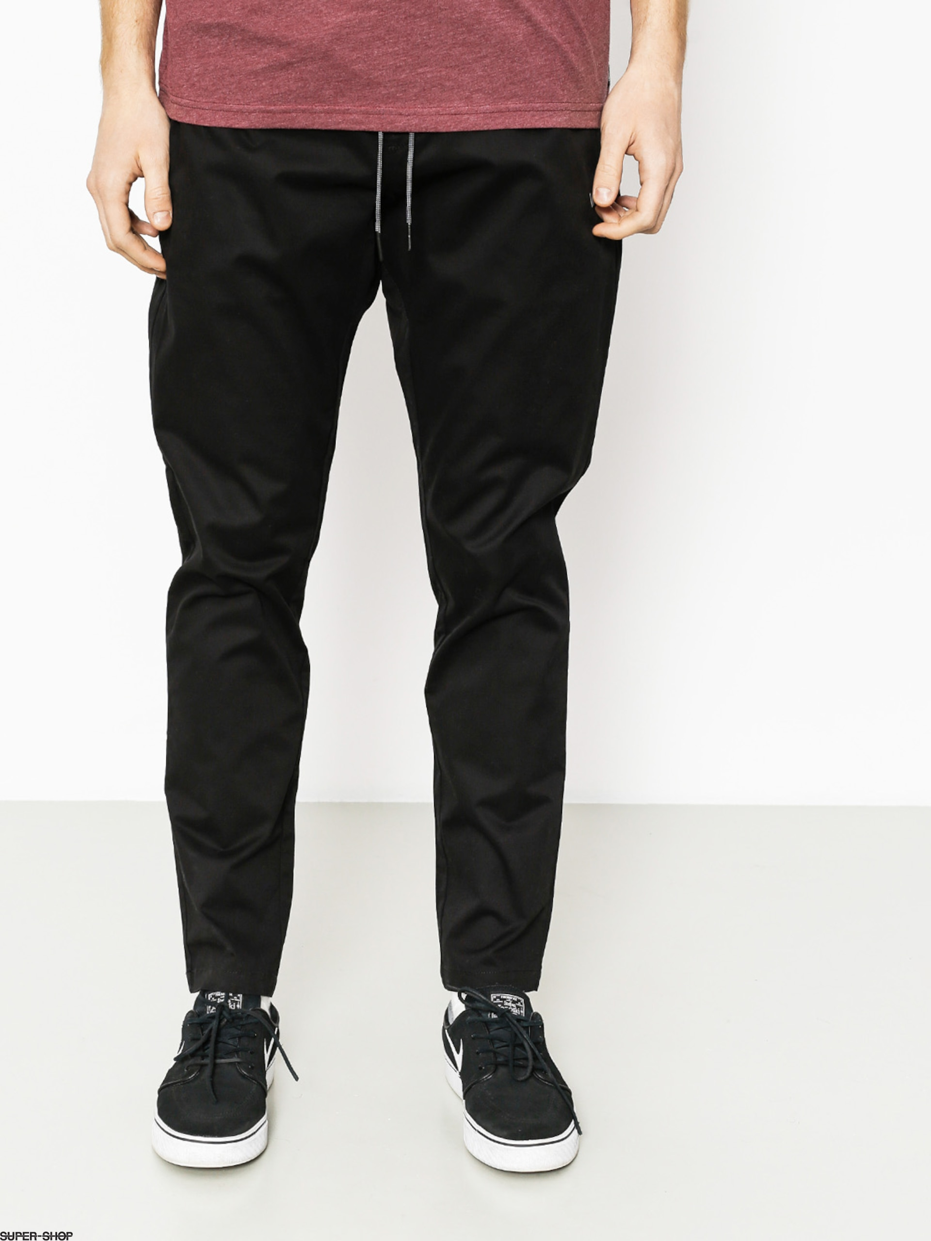 RVCA Pants Spectrum (black)