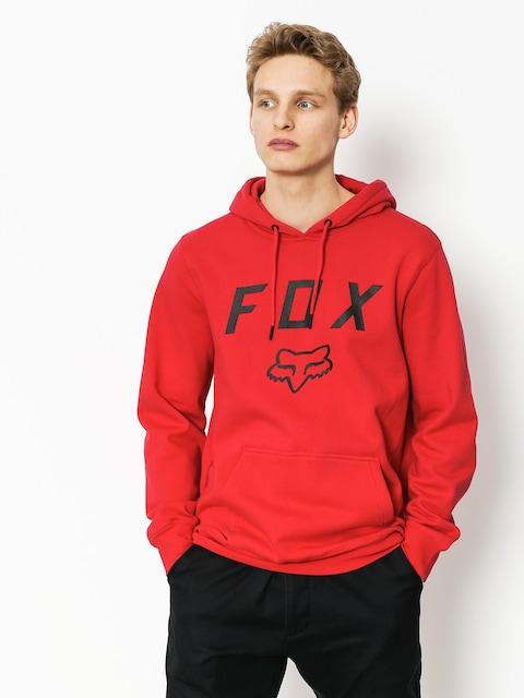 Fox Hoody Legacy Moth HD (drk rd)