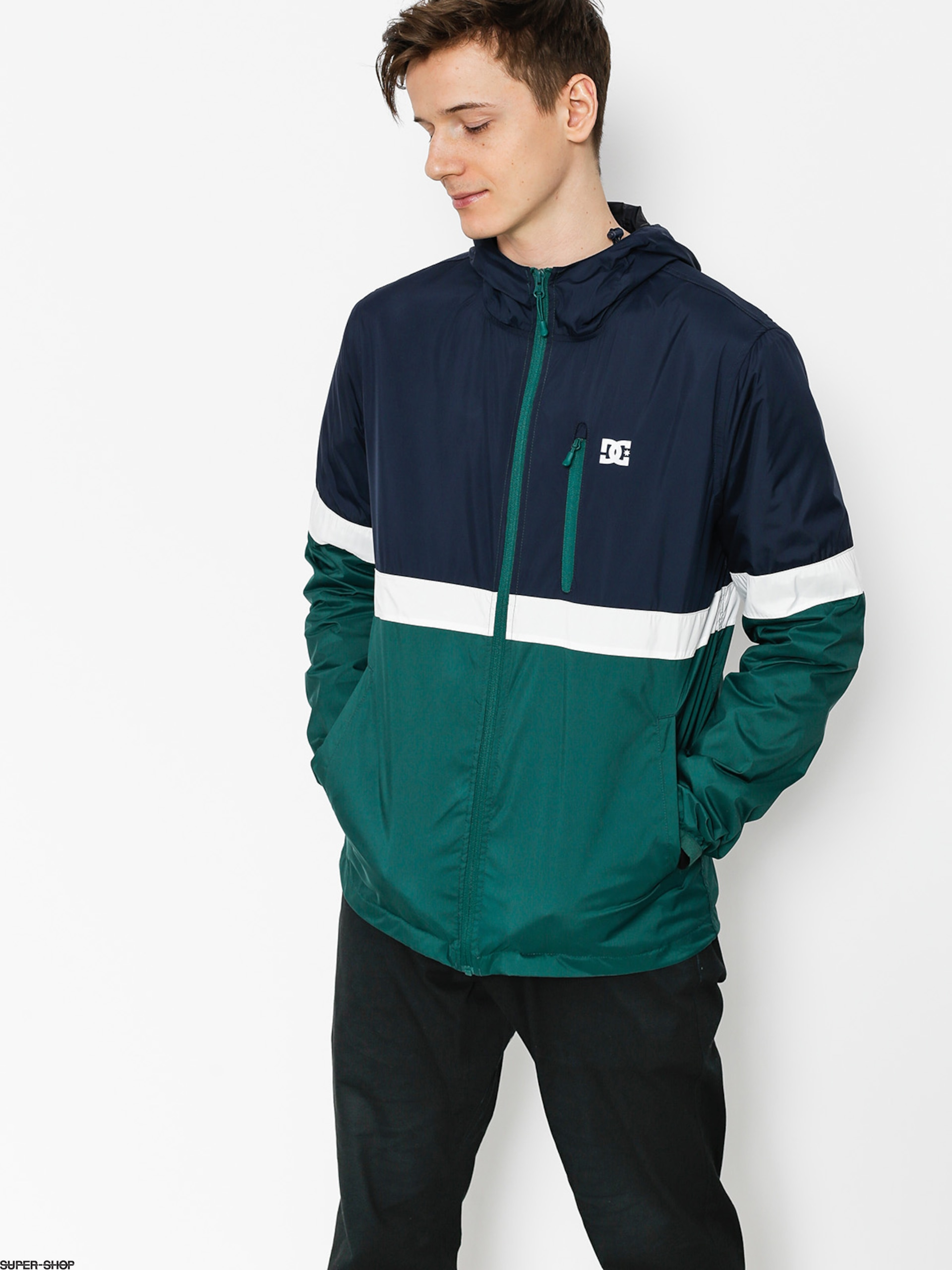 DC Jacket Dagup Triple (june bug)