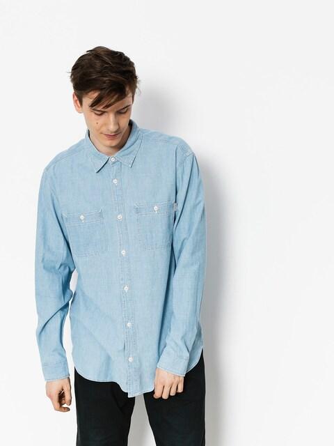 Carhartt Shirt Clink Ls (blue)