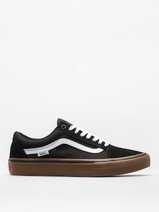 Vans Shoes Old Skool Pro (black/white/medium/gum)