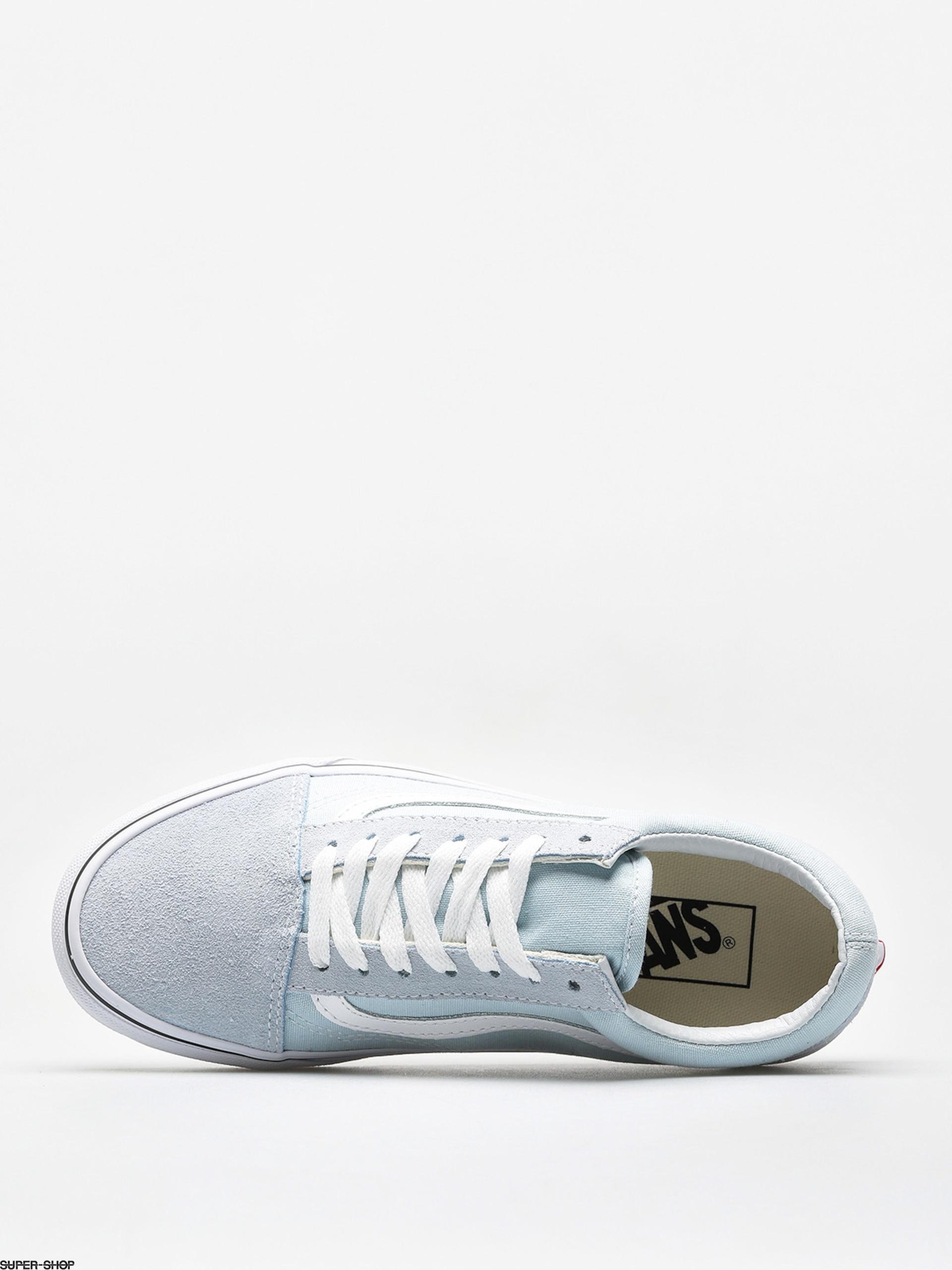 Old Skoolbaby Schuhe Bluetrue White Vans Ktfclj13 TKJF1ul3c