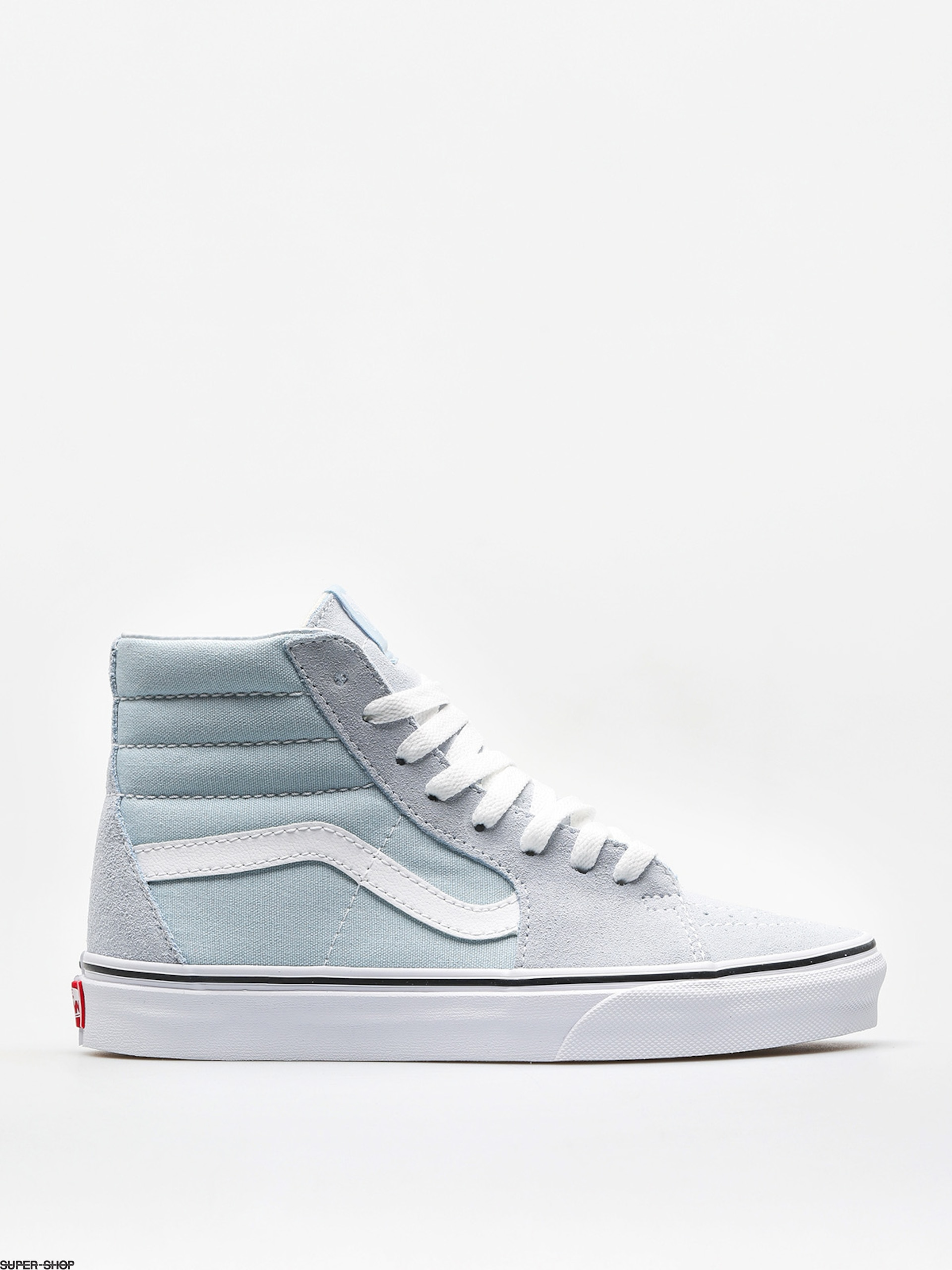 7f802145d361 Vans Shoes Sk8 Hi (baby blue true white)