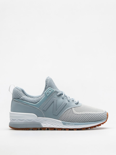 New Balance Shoes 574 Wmn (light/slate)