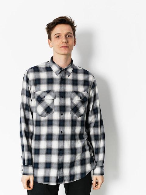 Carhartt Shirt Huck Ls (huck check navy)