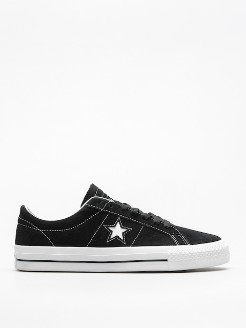 Converse Shoes One Star Pro Refinement Ox (black/white/white)