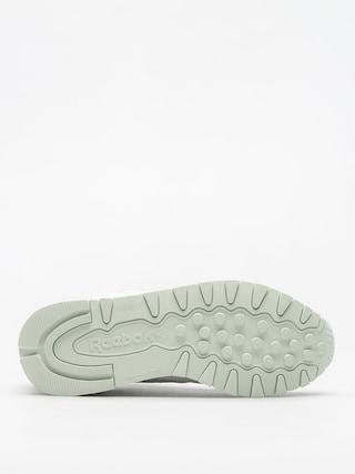 Reebok Shoes Cl Lthr Nbk Wmn (white/opal)