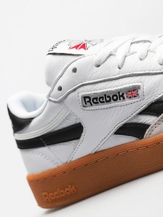 Reebok Shoes Revenge Plus Gum (white/snowy gry/blac)