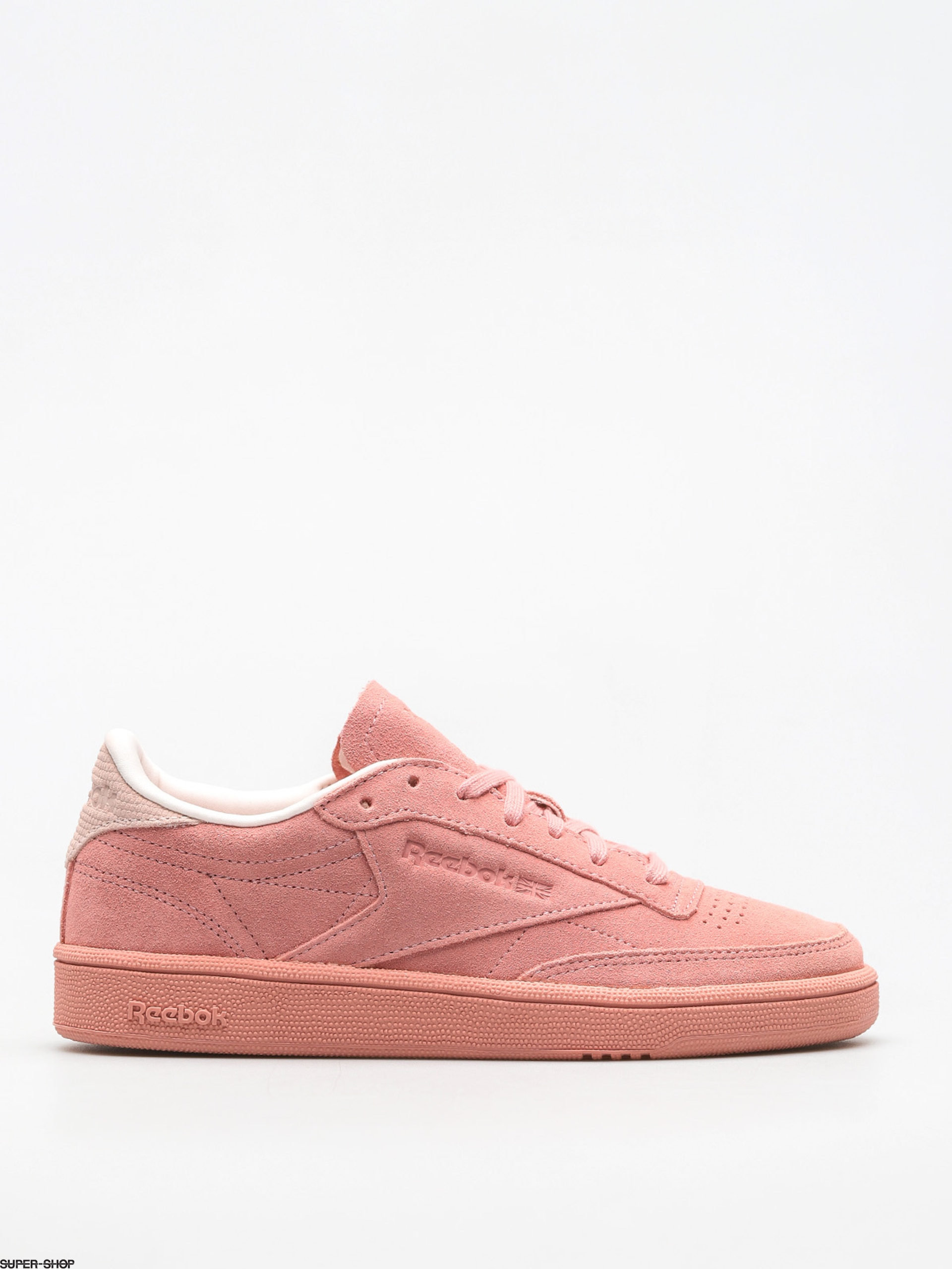 Reebok Shoes Club C 85 Nbk Wmn (chalk pink/pale pink)