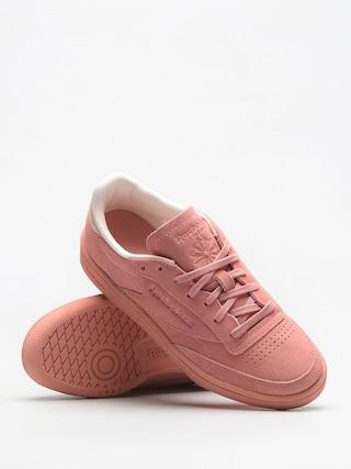 Reebok Schuhe Club C 85 Nbk Wmn (chalk pink/pale pink)