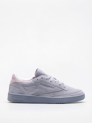 Reebok Schuhe Club C 85 Nbk Wmn (purple fog/quartz)