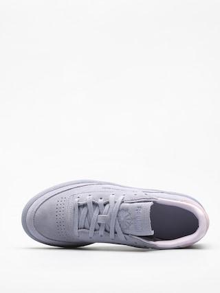 Reebok Schuhe Club C 85 Nbk Wmn (purple fog/quartz)