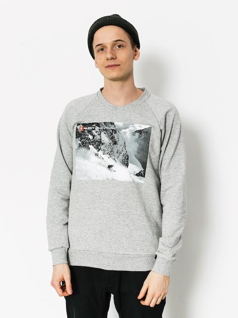 Majesty Sweatshirt Taof (light grey)