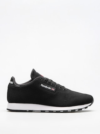 Reebok Schuhe Cl Leather Ultk (black/white)