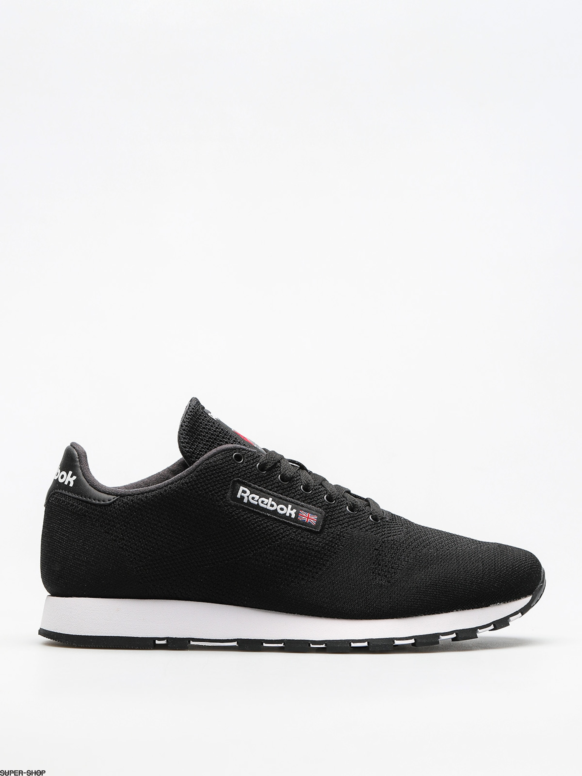 buy online 8dc17 428e7 Reebok Schuhe Cl Leather Ultk (black/white)
