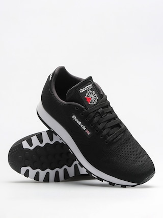 Reebok Schuhe Cl Leather Ultk (black/white)